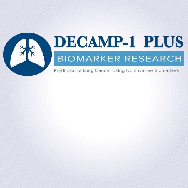 DECAMP Lung Cancer Biomarker Research Study