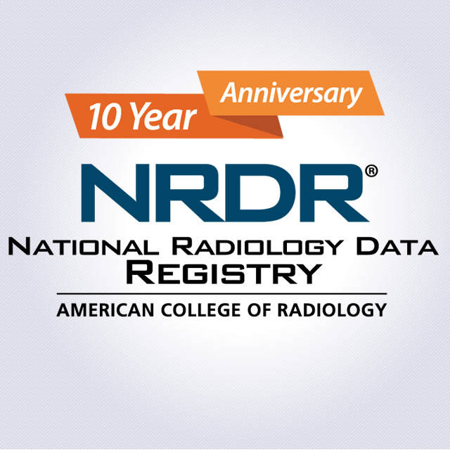 ACR National Radiology Data Registry