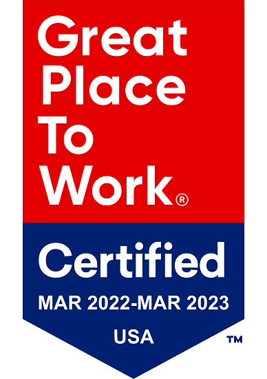ACR Certified as Great Place to Work