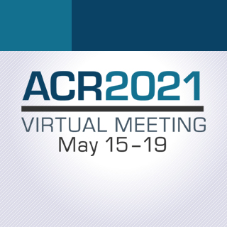 ACR 2021 Annual Meeting Virtual Meeting will be held May 15-19, 2021