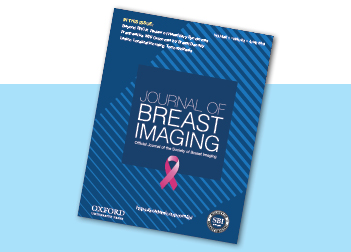 Photo: Journal of Breast Imaging cover
