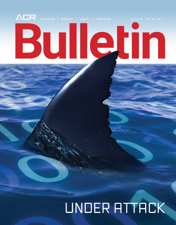 July 2019 cover image