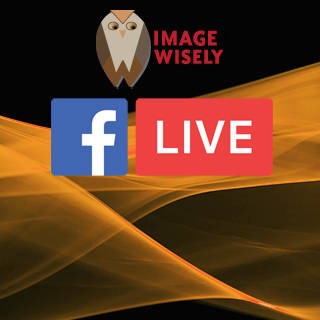 Image Wisely Facebook Live Event