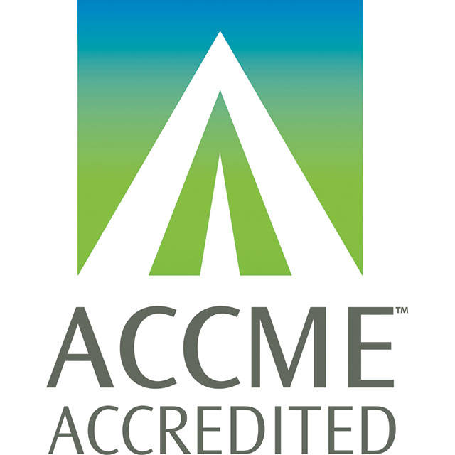 Accreditation Council for Continuing Medical Education (ACCME®)