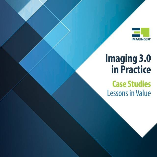 Imaging 3.0 Lessons in Value