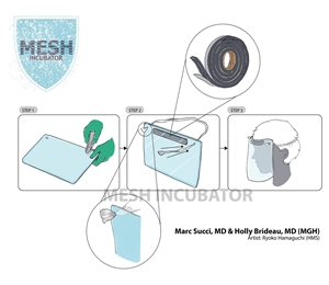 MESH simple shield