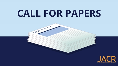 JACR Call for Papers Graphic